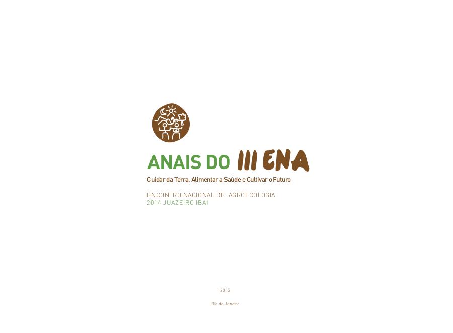 Anais III ENA